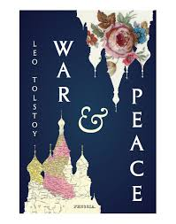 indesign tutorial book cover paperback redesign clic cover war and peace tolstoy front cover