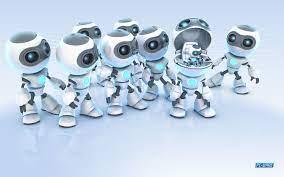 Free Download Robot Wallpapers ...
