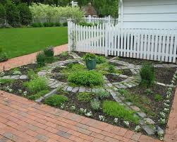 Small Picture Herb Garden Design front yard landscaping ideas
