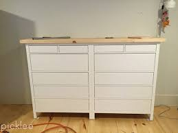 ikea hemnes furniture. ikea hemnes dresser hackbuilt in 5 furniture