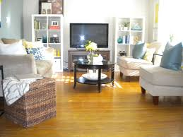Ranch Living Room Organized Yet Lived In Living Room Home Depot Center