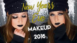 new years eve makeup tutorial 2016