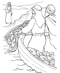 Small Picture Fishing for People Coloring Page