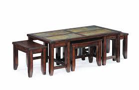 Amazon.com: Magnussen Allister T1810 43 Wood Rectangular Cocktail Table:  Kitchen U0026 Dining