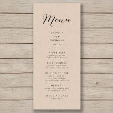 free word menu template 13 rustic menu templates psd ai pages pages free premium