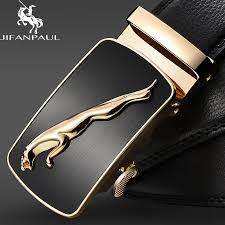 <b>JIFANPAUL</b> genuine leather men's simple belt fashion designer ...