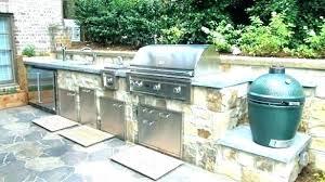 outdoor grill ideas station grilling kitchen regarding prepare 3 free island plans i design outdoor grill ideas cooking fire pit kitchen design