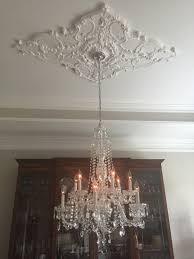 ceiling fan light kit new easy diy ceiling medallion chandelier shades s tree redwood