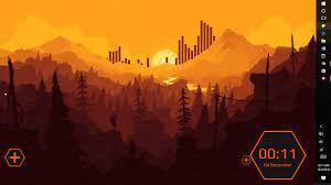 Firewatch Rainmeter Desktop - Album on ...