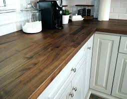 ikea kitchen countertops wood