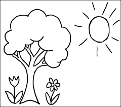 Small Picture Tree Leaves Coloring Pages Virtrencom