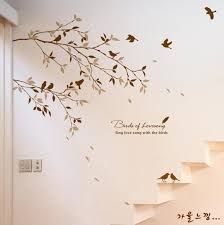 wall decals tree branches plus tree branch bird wall decals stickers vinyl wall decal sticker tree top branches daa
