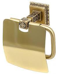 Купить <b>Держатель туалетной бумаги Milacio</b> Alicante MC.916.BR ...