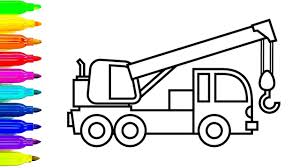 construction truck coloring pages free 19n save it to your computer
