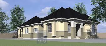 Modern Four Bedroom House Plans Four Bedroom Flat