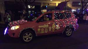 Forest Grove Holiday Light Parade 2017 T Ca Christmas Light Parade 2017