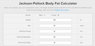 Ace Body Fat Percentage Chart What Is The Fat Percentage On A Man And A Woman To Get Abs