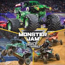 Interactive Monster Trucks Seating Chart March 26 Monster Jam Triple Threat Series Tickets Prudential Center