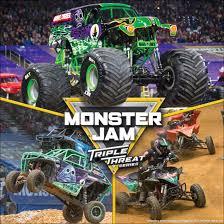 Monster Jam Triple Threat Series Tickets Prudential Center