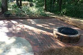 brick paver patio with fire pit f51x in fabulous home decoration idea with brick patios fire pit i15 pit