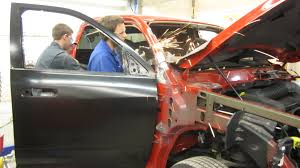 auto body repair.  Auto Employers All Over The Province Are Seeking Trained Grads  Throughout Auto Body Repair B