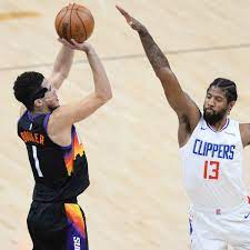 Phoenix Suns And Los Angeles Clippers ...