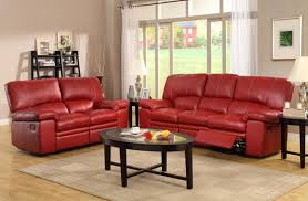 red leather reclining sofa. Living Room Leather Sofa Sets Catnapper Reclining Red Set And Love Sear Also Ovale Wood Coffe Table On Fur Urg Laminate Flooring Photos B
