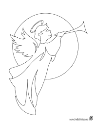 Small Picture Sweet angel coloring pages Hellokidscom