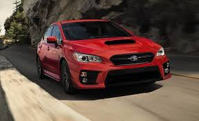 2018 subaru wrx sti black. modren wrx 2018 subaru wrx and sti the rally warriors soldier on with minor  updates with subaru wrx sti black