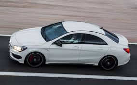Uncovered: 2014 Mercedes CLA45 AMG Images Leaked Prior to New York