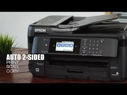 Wide Format Printer Comparison Chart Workforce Wf 7710 Wide Format All In One Printer Inkjet