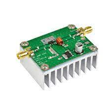 Amazon.com: New 433MHz 8W Power Amplifier Board RF HF High Frequency  Amplifiers Digital Power Amplificador: Industrial & Scientific
