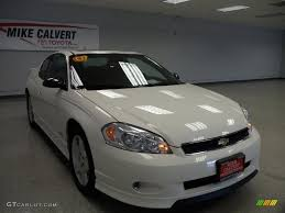 2007 White Chevrolet Monte Carlo SS #32535552 | GTCarLot.com - Car ...