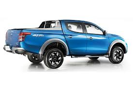 2018 mitsubishi pickup truck.  2018 bumps up the stradau0027s output to 181 horsepower and 430 nm of torque it  also enables mitsubishiu0027s u201csport trucku201d achieve euro4 emissions standards on 2018 mitsubishi pickup truck