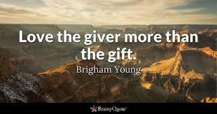 The Giver Quotes Best Giver Quotes BrainyQuote