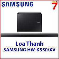 Giá bán Loa Thanh Soundbar Samsung HW-K550 3.1