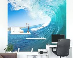 wave wallpaper for walls full size of wall murals awesome luxury living . wave  wallpaper for walls ...