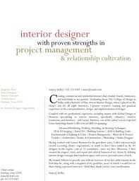 Interior Designer Covering Letter Sample Awesome Collection Of