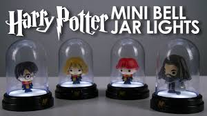 Mini Jar Lights Harry Potter Mini Bell Jar Lights Paladone Tv