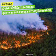 Greenpeace Thailand on Twitter: