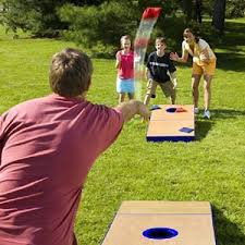 Image result for cornhole