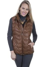 add to my lists scully leather ribbed leather vest