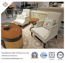 classical hotel furniture with wooden lobby armchair yb d 16