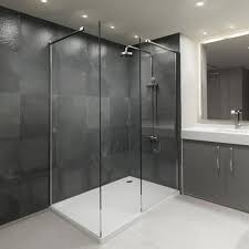 elite 1500 walk in shower enclosure tray