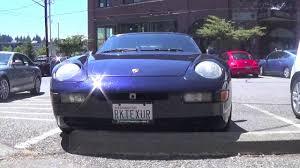 Porsche 968 Convertible - YouTube