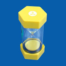 Three Minute Sand Timer General Resources From Early Years