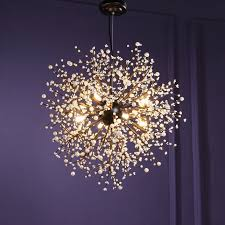gdns pcs lights chandeliers firework led vintage wrought iron comet pendant light chandelier flying pig pendant light chandelier