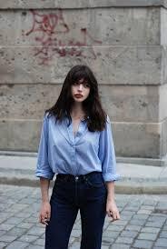 Best 25+ Blue shirt outfits ideas on Pinterest | Women\u0027s blue and ...