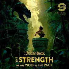 the jungle book the strength of the wolf is the pack scott peterson joshua pruett 9781504750684 amazon books