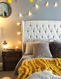 bedroom ideas tumblr christmas lights. Wondrous Bedside Edison Cluster 40 Bedroom Ideas Tumblr Christmas Lights